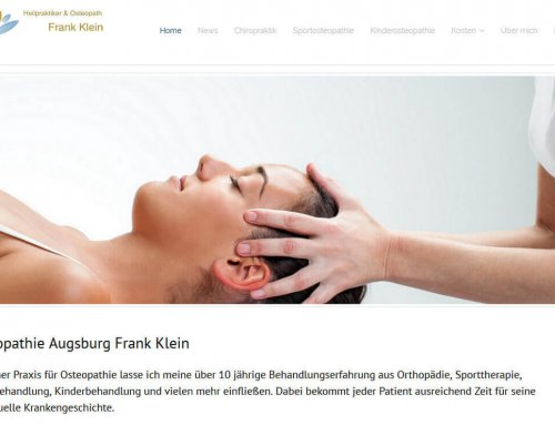 Osteopathie Frank Klein
