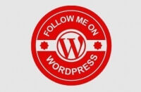 Follow me on Wordpress Augsburg