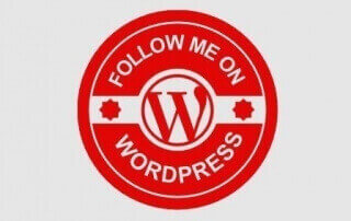Follow me on Wordpress Augsburg