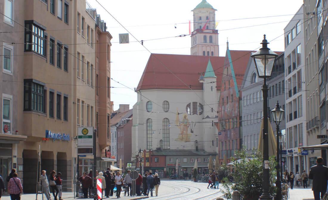 Innenstadt SEO Augsburg Suchmaschinenoptimierung