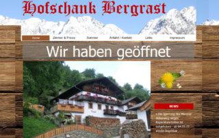 Bergrast Pension Südtirol