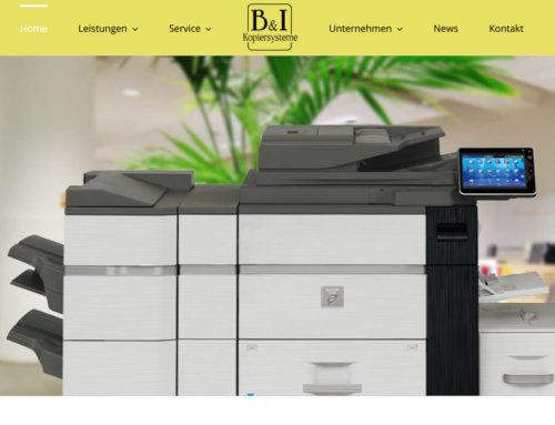 B&I Kopiersysteme