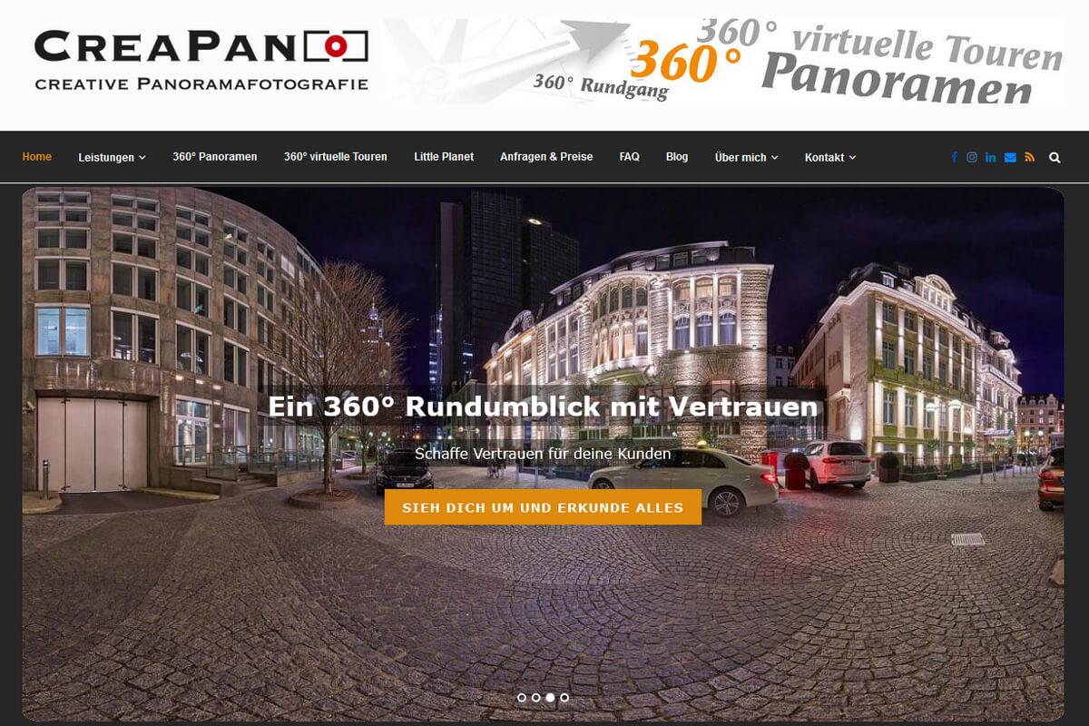 Creapano bei Google gefunden werden SEO Augsburg