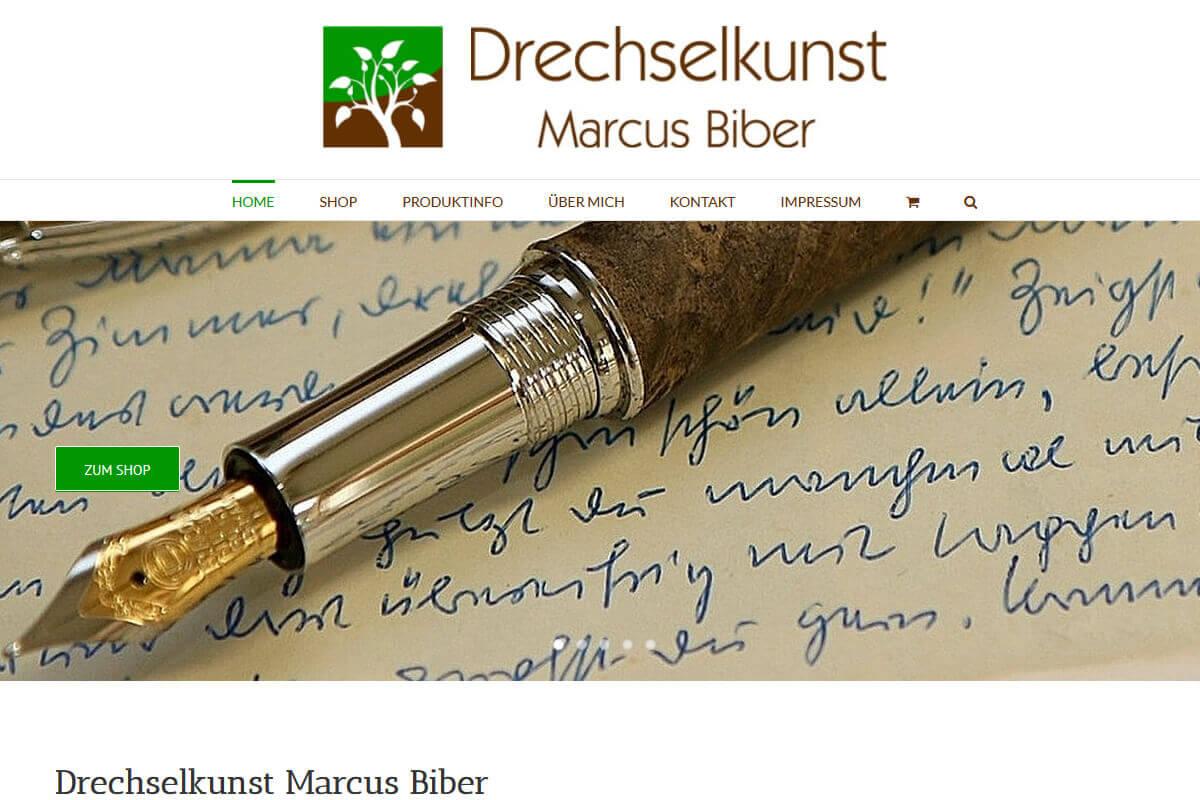 Drechselkunst Biber Ustersbach