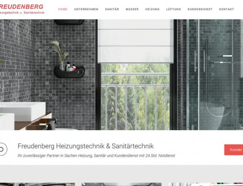 Freudenberg Haustechnik
