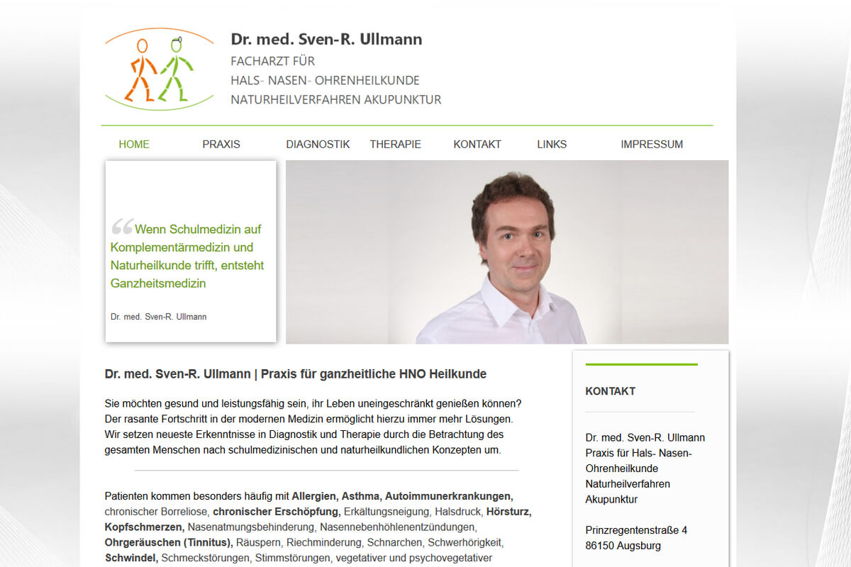 HNO Ullmann Augsburg