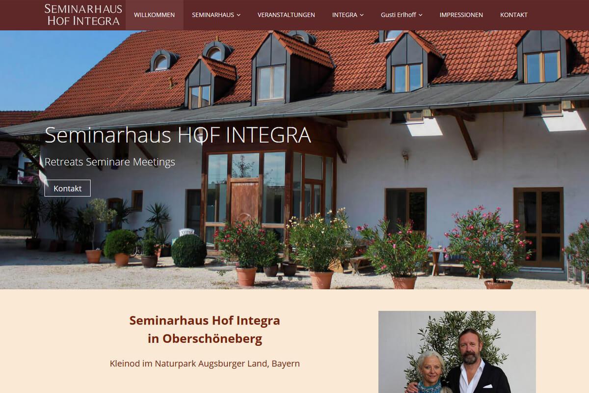 Seminarhaus Hof Integra