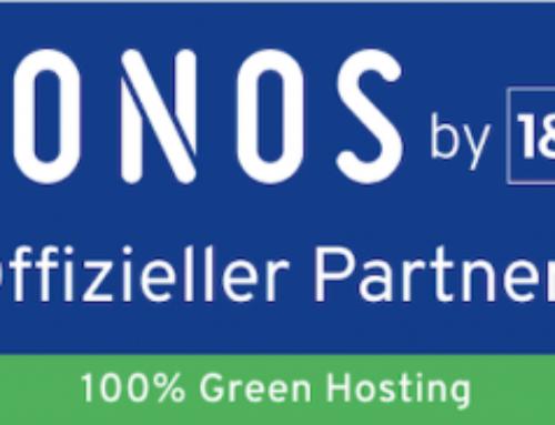Hosting – Klick7 Webdesign ist IONOS Partner in Augsburg