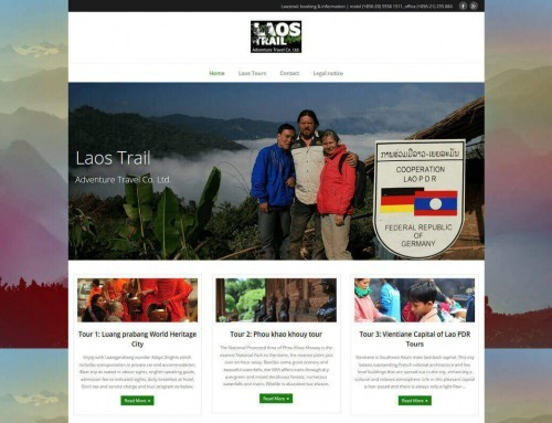 Laos Trail – Tourveranstalter in Laos