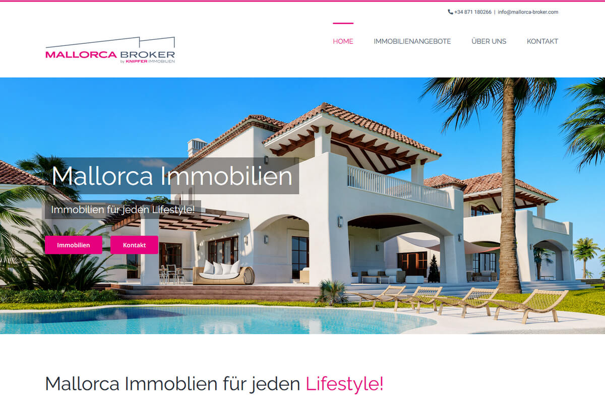 Mallorca Broker Immobilienmakler