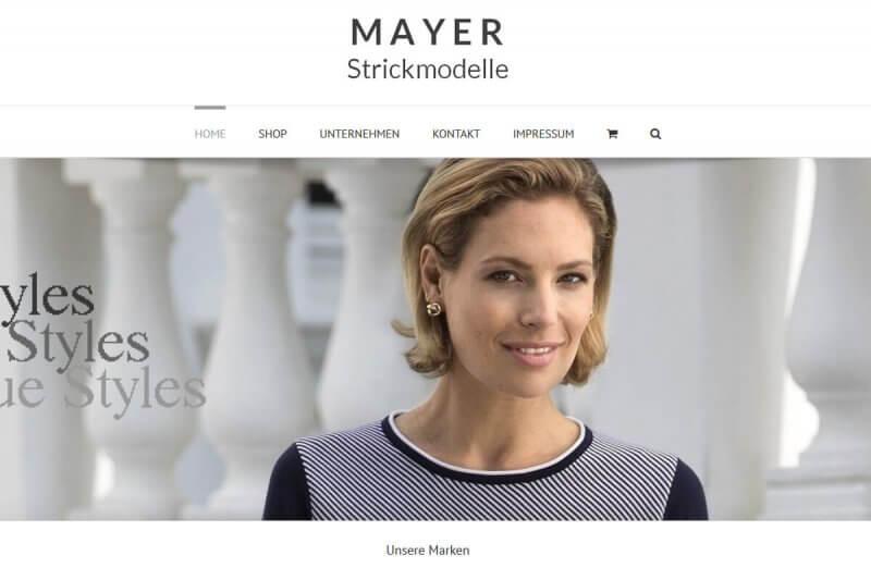 Mayer Strick Bad Wörishofen