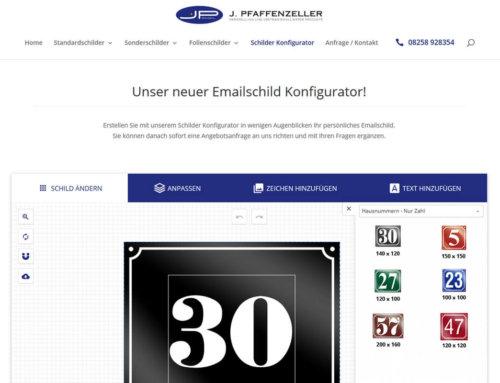 Technische Unterstützung für Webseite
