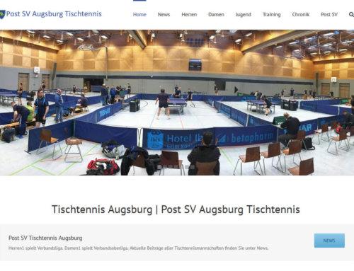 Post SV Tischtennis
