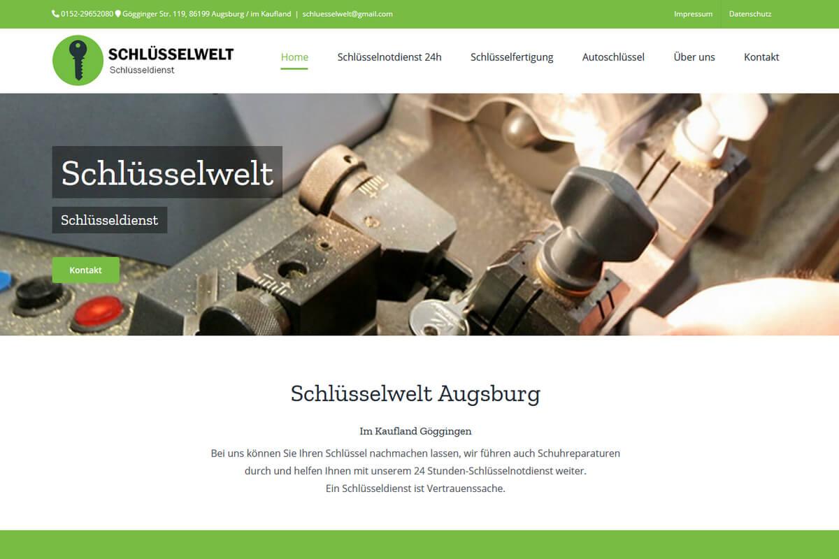 Schlüsselwelt Augsburg
