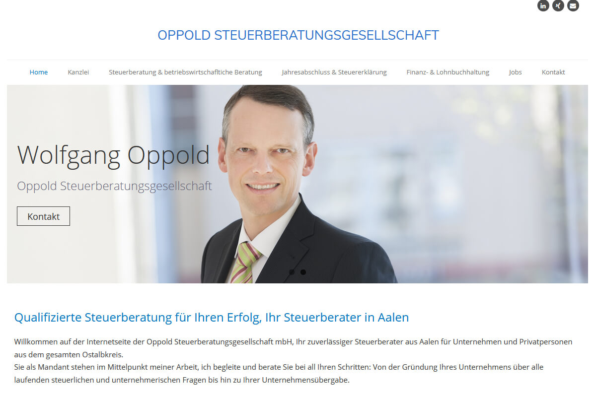 Steuerberater Oppold