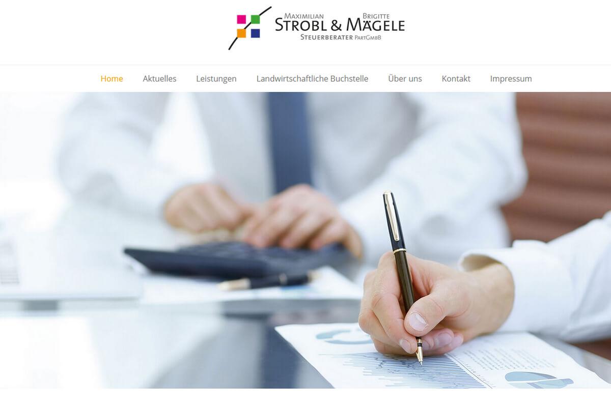 Webseite erstellen für Steuerberater Augsburg